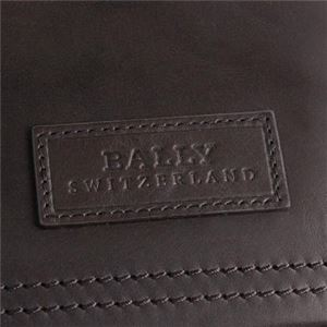 Bally(バリー) ブリーフケース TAJEST-MD 261 CHOCOLATE RED/WHITE h03