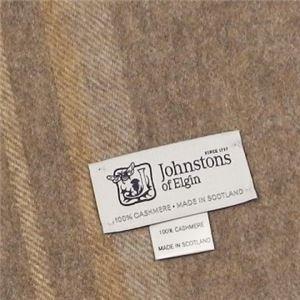 Johnstons(ジョンストンズ) マフラー WA56 KU0065 DRYBRIDGE h03