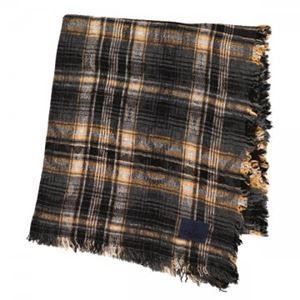 Vivienne Westwood(ヴィヴィアンウエストウッド) マフラー 80104 20898 3 BLACK - 拡大画像