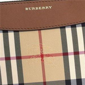 Burberry(バーバリー) ナナメガケバッグ PEYTON TAN f05