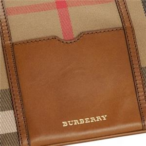 Burberry(バーバリー) ナナメガケバッグ LS PEYTON BHO 3017T BROWN OCHRE f05