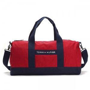 TOMMY HILFIGER(トミーヒルフィガー) ボストンバッグ 6926158 649 NAVY/NAVIGATOR RED/NAVIGATOR RED h01