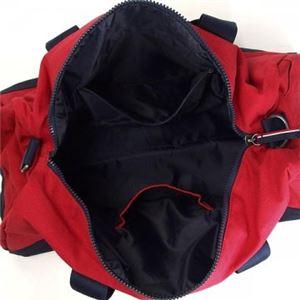 TOMMY HILFIGER(トミーヒルフィガー) ボストンバッグ 6926158 649 NAVY/NAVIGATOR RED/NAVIGATOR RED h03