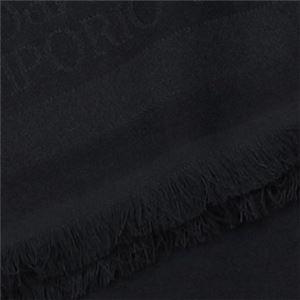 EMPORIO ARMANI(エンポリオアルマーニ) マフラー 625221 20 BLACK h02