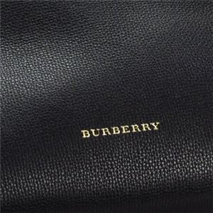 Burberry(バーバリー) ハンドバッグ MD BANNER 0010T BLACK f05