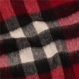Burberry(バーバリー) マフラー GIANT ICON 168 BBR PARADE RED CHECK h03