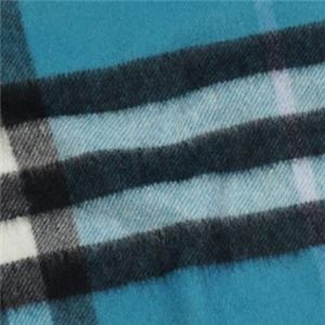 Burberry(バーバリー) マフラー GIANT ICON 168 BBR DUSTY TEAL BLUE h03