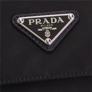 Prada(プラダ) ナナメガケバッグ 1BD953 F0002 NERO f05