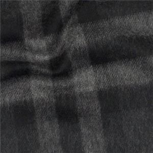 Burberry(バーバリー) マフラー GIANT ICON 168 BBR CHARCOAL CHECK h03