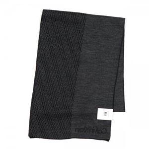 Calvin Klein(カルバンクライン) マフラー  77318 BKJ BLACK/CHARCOAL h02