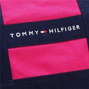 TOMMY HILFIGER(トミーヒルフィガー) ボストンバッグ 6923658 661 PINK/NAVY/NAVY f04