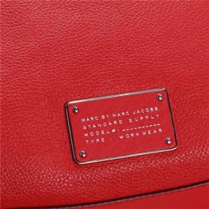 MARC BY MARC JACOBS(マークバイマークジェイコブス) ショルダーバッグ M0007187 612 CAMBRIDGE RED f04