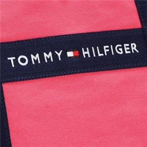 TOMMY HILFIGER(トミーヒルフィガー) トートバッグ 6923661 662 CALYPSO CORAL/NAVY f04