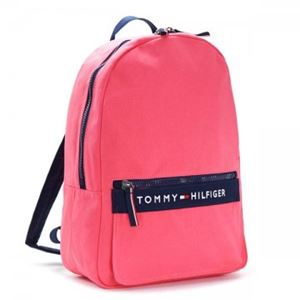 TOMMY HILFIGER(トミーヒルフィガー) バックパック 6929787 662 CALYPSO CORAL/NAVY
