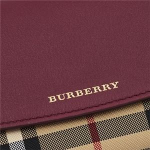 Burberry(バーバリー) 長財布 PORTER DARK PLUM f05