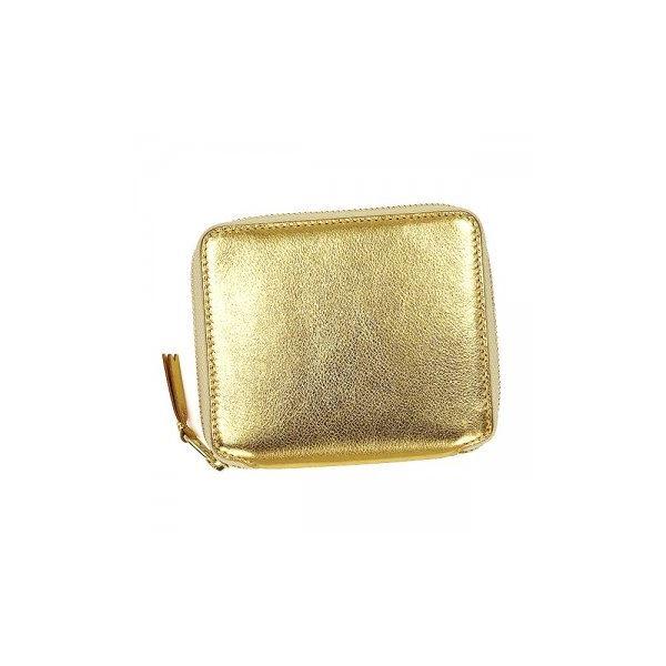 COMME des GARCONS(コムデギャルソン) 二つ折り財布(小銭入れ付) SA2100G GOLDf00
