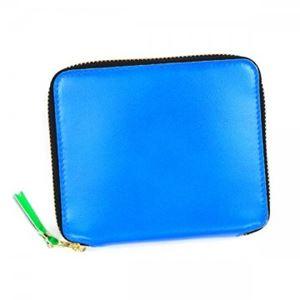 COMME des GARCONS(コムデギャルソン) 二つ折り財布(小銭入れ付) SA2100SF BLUE h01