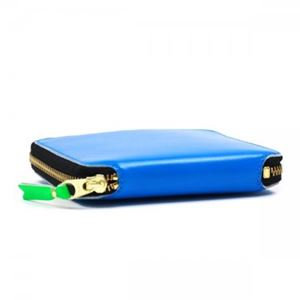 COMME des GARCONS(コムデギャルソン) 二つ折り財布(小銭入れ付) SA2100SF BLUE h02