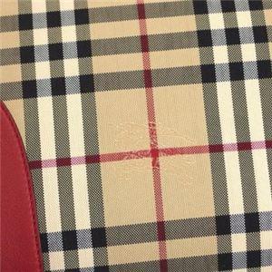 Burberry(バーバリー) ショルダーバッグ SM CHICHESTER HONEY/PARADE RED f05