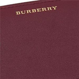 Burberry(バーバリー) 長財布 ELMORE DARK PLUM f04