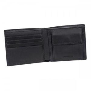 Burberry(バーバリー) 二つ折り財布(小銭入れ付) 3998944 NAVY/BLACK h03
