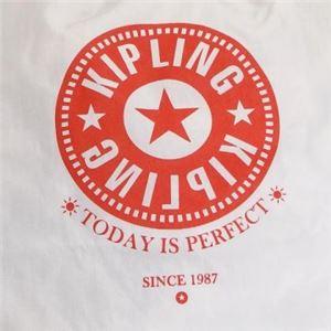 Kipling(キプリング) ハンドバッグ K16642 91I WHITE SUNB ORG f04