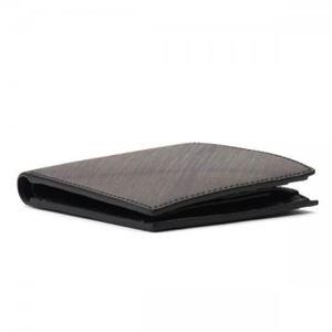 Burberry(バーバリー) 二つ折り財布(小銭入れ付) 3998943 CHOCOLATE/BLACK h02
