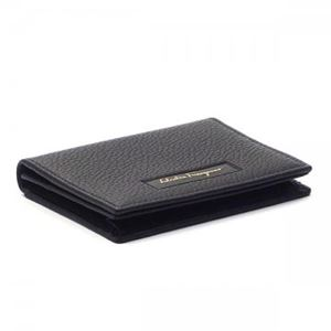 Ferragamo(フェラガモ) カードケース  660289 636397 NERO
