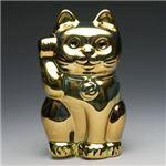 Baccarat(バカラ) フィギュア・人形  2612997  招き猫 ゴールド(金)