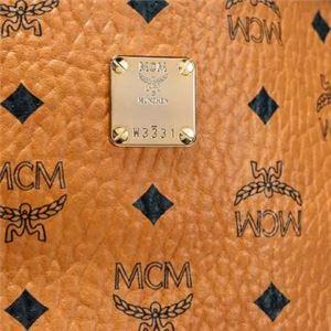 MCM(エムシーエム) トートバッグ  MWP6SVI28 CO001 COGNAC f05