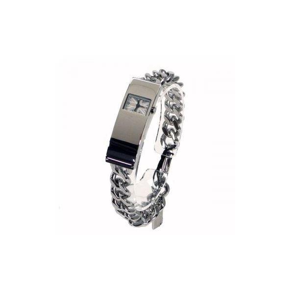 HAMNETT(ハムネット) 時計 HA3002B07 B07 シルバー(ケース) ホワイト(文字盤)f00