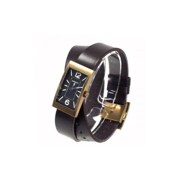 HAMNETT(ハムネット) 時計 HA380335 35 イエローゴールド(ケース) ブラック(文字盤)f00