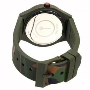 JACK SPADE(ジャックスペード) 時計 JSWURU0013 グレー(ケース) ブラク(文字盤) h02