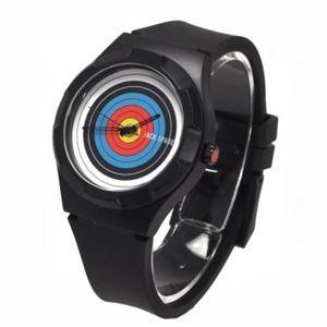 JACK SPADE(ジャックスペード) 時計 JSWURU0060 ブラック(ケース) マルチカラー(文字盤)