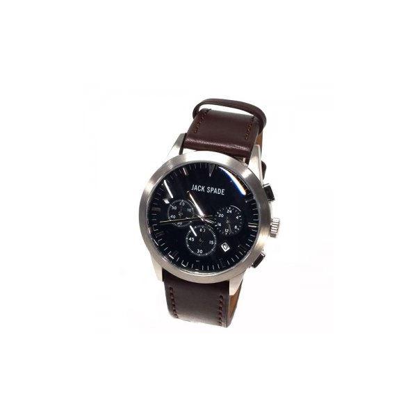 JACK SPADE(ジャックスペード) 時計 JSWURU0222 シルバー(ケース) ブラック(文字盤)f00