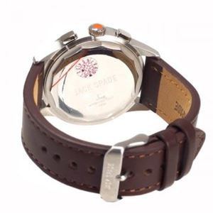 JACK SPADE(ジャックスペード) 時計 JSWURU0222 シルバー(ケース) ブラック(文字盤) h02