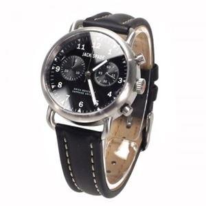 JACK SPADE(ジャックスペード) 時計 JSWURU0116 シルバー(ケース) ブラック(文字盤) h01