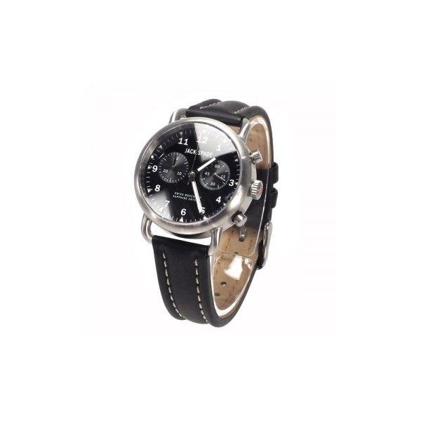 JACK SPADE(ジャックスペード) 時計 JSWURU0116 シルバー(ケース) ブラック(文字盤)f00