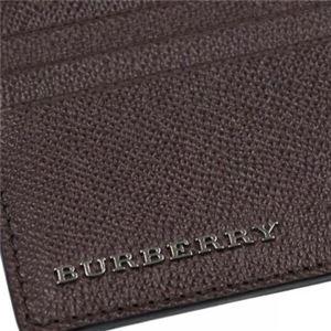Burberry(バーバリー) カードケース MS BERNIE LON 60970 DEEP CLARET f05