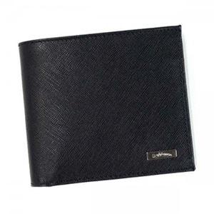 OROBIANCO(オロビアンコ) 三つ折り財布(小銭入れ付) FIRIPPO-L 99 NERO