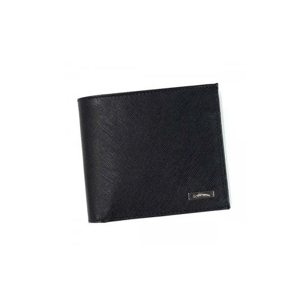 OROBIANCO(オロビアンコ) 三つ折り財布(小銭入れ付) FIRIPPO-L 99 NEROf00
