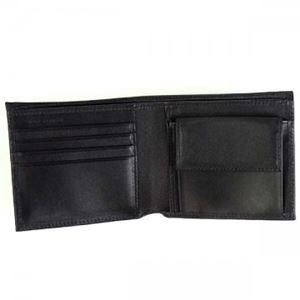 OROBIANCO(オロビアンコ) 三つ折り財布(小銭入れ付) FIRIPPO-L 99 NERO h03