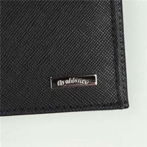 OROBIANCO(オロビアンコ) 三つ折り財布(小銭入れ付) FIRIPPO-L 99 NERO f04