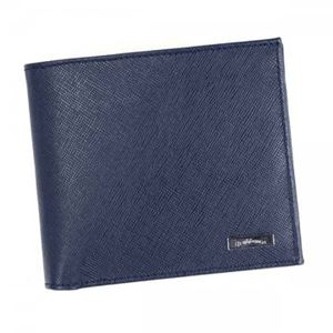 OROBIANCO(オロビアンコ) 三つ折り財布(小銭入れ付) FIRIPPO-L 12 BLUSCURO