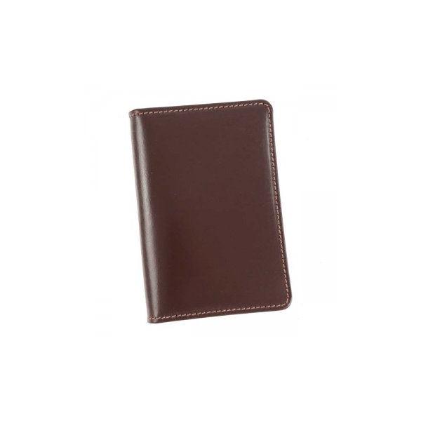 Whitehouseco(ホワイトハウスコックス) カードケース S7412 HAVANAf00
