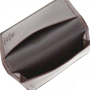Whitehouseco(ホワイトハウスコックス) カードケース S7412 HAVANA f04