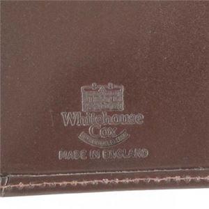 Whitehouseco(ホワイトハウスコックス) カードケース S7412 HAVANA f05