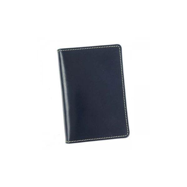 Whitehouseco(ホワイトハウスコックス) カードケース S7412 NAVYf00