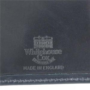 Whitehouseco(ホワイトハウスコックス) カードケース S7412 NAVY f05