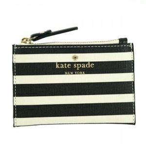 KATE SPADE(ケイトスペード) 小銭入れ PWRU4231 79 BLACK/SANDY BEACH h01